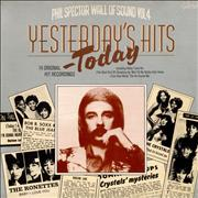 Click here for more info about 'Various-60s & 70s - Yesterday's Hits - Today'