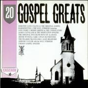 Click here for more info about 'Various-Blues & Gospel - 20 Gospel Greats'