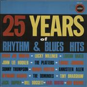 Click here for more info about 'Various-Blues & Gospel - 25 Years Of Rhythm & Blues'