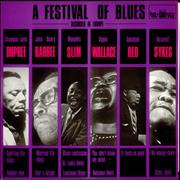 Click here for more info about 'Various-Blues & Gospel - A Festival Of Blues - Best Of The Blues - Vol. 2'