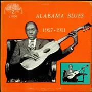 Click here for more info about 'Various-Blues & Gospel - Alabama Blues 1927 - 1931'