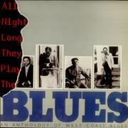 Click here for more info about 'Various-Blues & Gospel - All Night Long They Play The Blues'