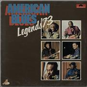 Click here for more info about 'Various-Blues & Gospel - American Blues Legends '73'