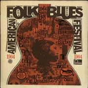 Click here for more info about 'Various-Blues & Gospel - American Folk Blues Festival 1964'