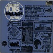Click here for more info about 'Various-Blues & Gospel - American Folk Blues Festival 1963'