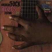 Click here for more info about 'Various-Blues & Gospel - American Folk Blues Festival '69 + Poster'