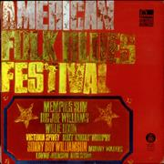 Click here for more info about 'Various-Blues & Gospel - American Folk Blues Festival'