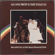 Click here for more info about 'Various-Blues & Gospel - Ann Arbor Blues & Jazz Festival 1972 - 1st'