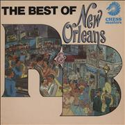 Click here for more info about 'Various-Blues & Gospel - Best Of New Orleans R&B'