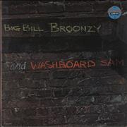 Click here for more info about 'Various-Blues & Gospel - Big Bill Broonzy And Washboard Sam'