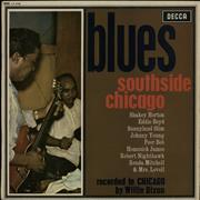Click here for more info about 'Various-Blues & Gospel - Blues - Southside Chicago'