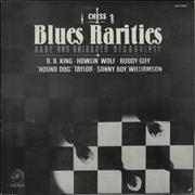 Click here for more info about 'Various-Blues & Gospel - Blues Rarities - Rare And Unissued Recordings'