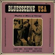 Click here for more info about 'Various-Blues & Gospel - Bluesscene USA: Rhythm & Blues Of Chicago'