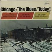 Click here for more info about 'Various-Blues & Gospel - Chicago / The Blues / Today!'