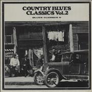 Click here for more info about 'Various-Blues & Gospel - Country Blues Classics Volume 2'