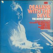 Click here for more info about 'Various-Blues & Gospel - Dealing With The Devil'