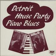 Click here for more info about 'Various-Blues & Gospel - Detroit House Party Piano Blues'
