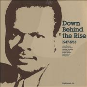 Click here for more info about 'Various-Blues & Gospel - Down Behind The Rise 1947-1953'