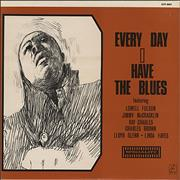 Click here for more info about 'Various-Blues & Gospel - Every Day I Have The Blues'