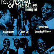 Click here for more info about 'Various-Blues & Gospel - Folk Festival Of The Blues'