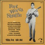 Click here for more info about 'Various-Blues & Gospel - Fort Worth Shuffle - Texas R 'n B 1958-1964'