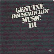 Click here for more info about 'Various-Blues & Gospel - Genuine Houserockin' Music III'