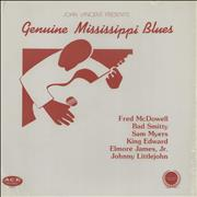 Click here for more info about 'Various-Blues & Gospel - Genuine Mississippi Blues'