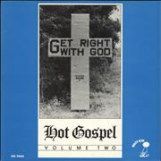Click here for more info about 'Various-Blues & Gospel - Get Right With God - Hot Gospel - Volume Two'