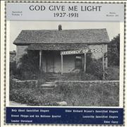 Click here for more info about 'Various-Blues & Gospel - God Give Me Light 1927-1931'