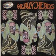 Click here for more info about 'Various-Blues & Gospel - Heavy Heads'