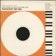 Click here for more info about 'Various-Blues & Gospel - Hot Box Is On My Mind - Postscript 1927-1933'