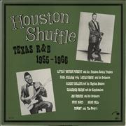 Click here for more info about 'Various-Blues & Gospel - Houston Shuffle - Texas R&B 1955-1966'
