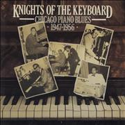 Click here for more info about 'Various-Blues & Gospel - Knights Of The Keyboard Chicago Piano Blues 1947-1956'