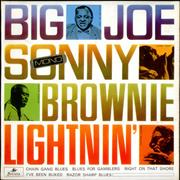 Click here for more info about 'Various-Blues & Gospel - Lightnin' Hopkins, Sonny Terry, Brownie McGhee And Joe Willi'