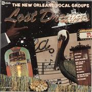 Click here for more info about 'Various-Blues & Gospel - Lost Dreams (The New Orleans Vocal Groups)'