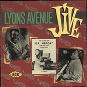 Click here for more info about 'Various-Blues & Gospel - Lyons Avenue Jive'