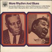 Click here for more info about 'Various-Blues & Gospel - More Rhythm And Blues'