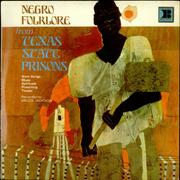Click here for more info about 'Various-Blues & Gospel - Negro Folklore From Texas State Prisons'