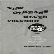 Click here for more info about 'Various-Blues & Gospel - New Orleans Blues Volume II: New Orleans Radio Live 1951'