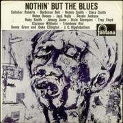 Click here for more info about 'Various-Blues & Gospel - Nothin' But The Blues'