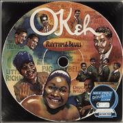 Click here for more info about 'Various-Blues & Gospel - Okeh - Rhythm & Blues'