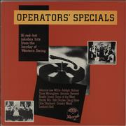 Click here for more info about 'Various-Blues & Gospel - Operators' Specials'