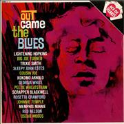 Click here for more info about 'Various-Blues & Gospel - Out Came The Blues - EX'