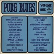 Click here for more info about 'Various-Blues & Gospel - Pure Blues Volume One'
