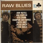 Click here for more info about 'Various-Blues & Gospel - Raw Blues - 1st - EX'