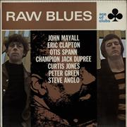 Click here for more info about 'Various-Blues & Gospel - Raw Blues - 1st'