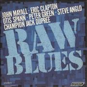 Click here for more info about 'Various-Blues & Gospel - Raw Blues'