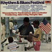 Click here for more info about 'Various-Blues & Gospel - Rhythm & Blues Festival'