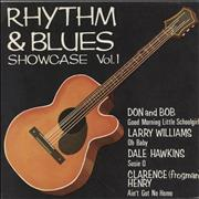 Click here for more info about 'Various-Blues & Gospel - Rhythm And Blues Showcase Vol. I'