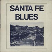 Click here for more info about 'Various-Blues & Gospel - Santa Fe Blues'